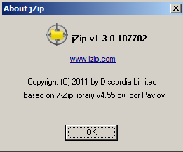 jZip  &copy 2011